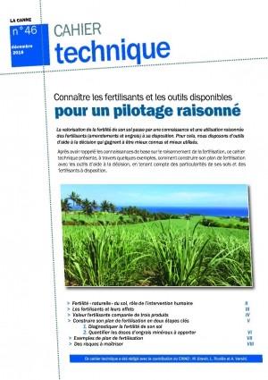 Connaître les fertilisants et les outils indispensables pour un pilotage raisonné