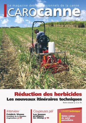 Réduction des herbicides : les nouveaux itinéraires techniques
