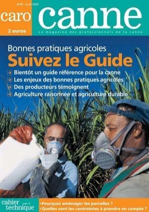 Bonnes pratiques agricoles : suivez le guide