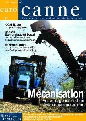Mécanisation : vers une généralisation de la coupe mécanique