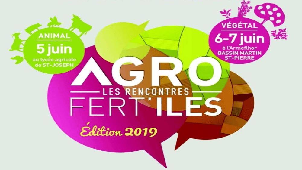 Agrofert'îles,le rendez-vous de l'innovation