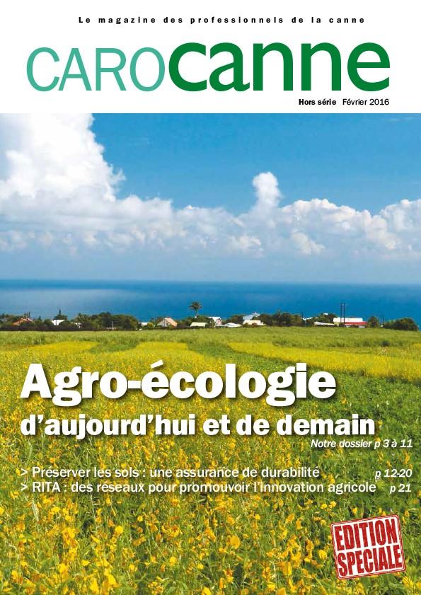 CaroCanne Hors Service N°2 : agro-écologie d'aujourd'hui et de demain