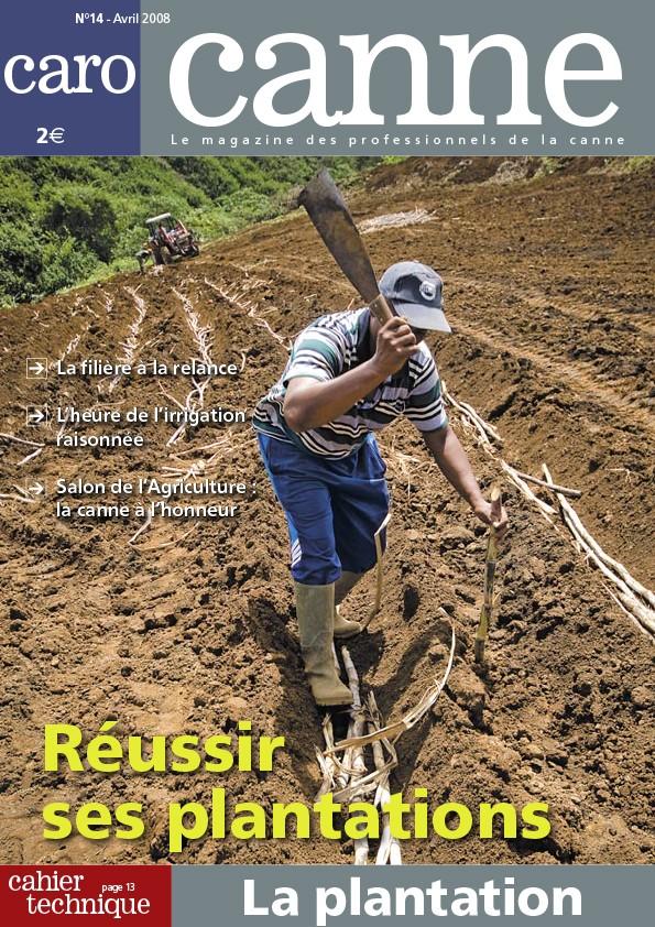 CaroCanne N°14 : réussir ses plantations