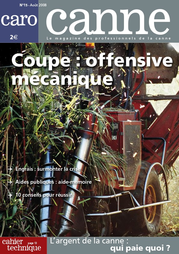 Carocanne N°15 : Coupe, offensive mécanique