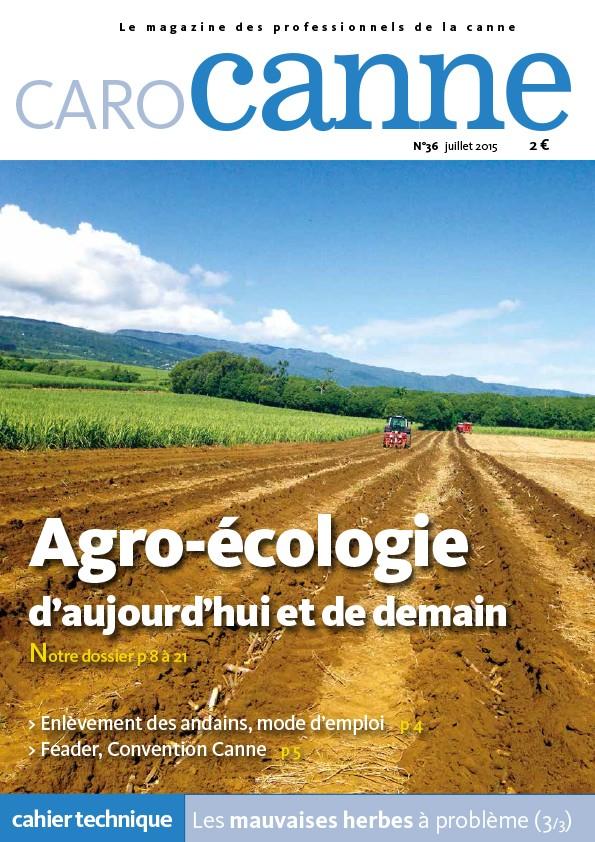 CaroCanne N°36 : agro-écologie d'aujourd'hui et de demain