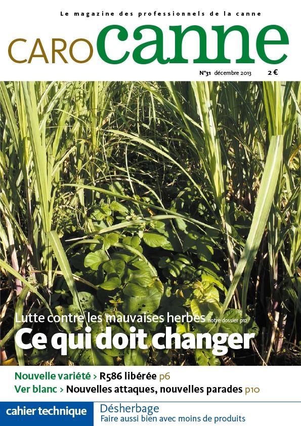 CaroCanne N°31 : Lutte contre les mauvaises herbes… ce qui doit changer