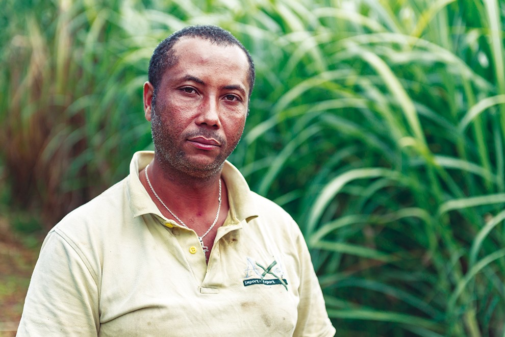 Fabrice Clément «J'ai divisé par deux ma facture d'herbicides»