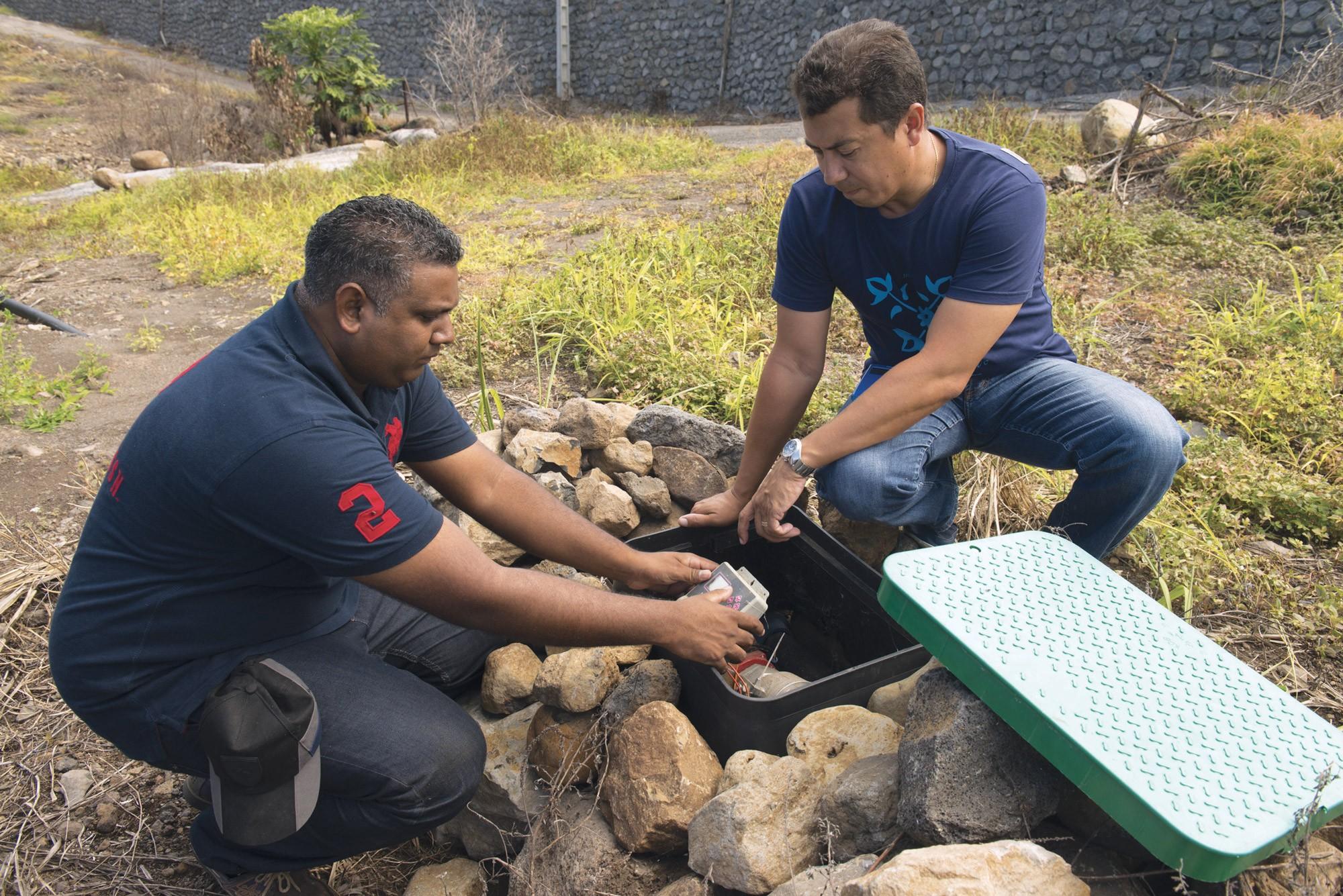 L'accompagnement individuel sécurise le projet d'irrigation