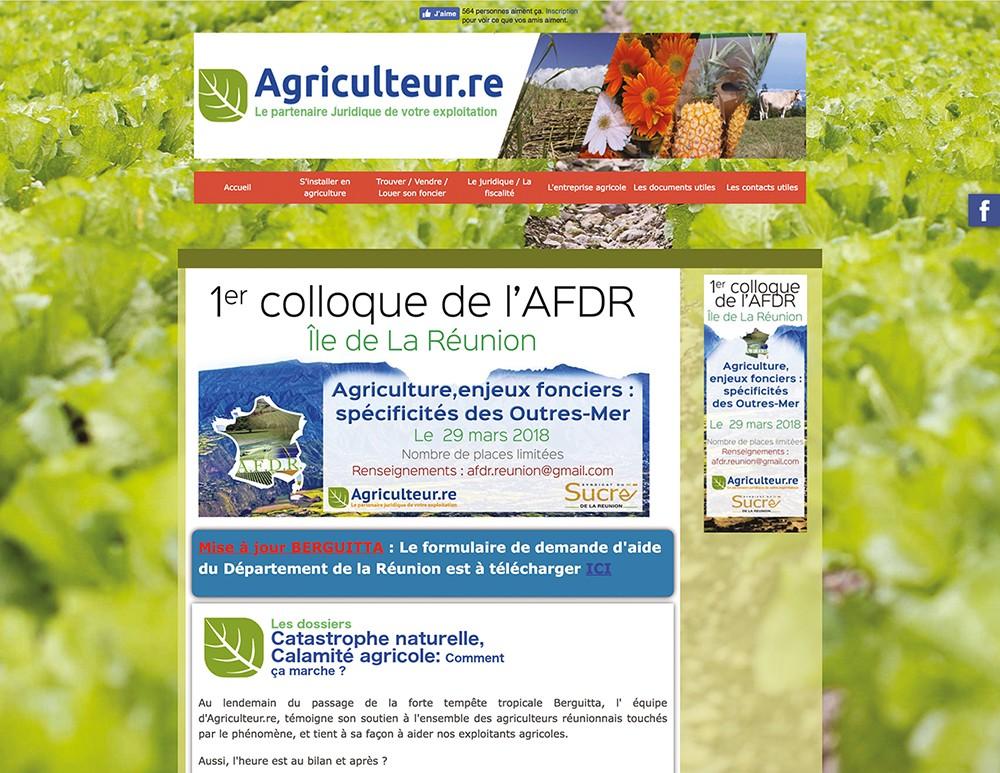 www.agriculteur.re : Le droit rural à la portée de tous