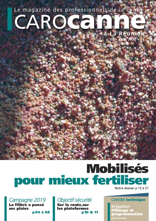 Carocanne N°50 : Mobiliser pour mieux fertiliser