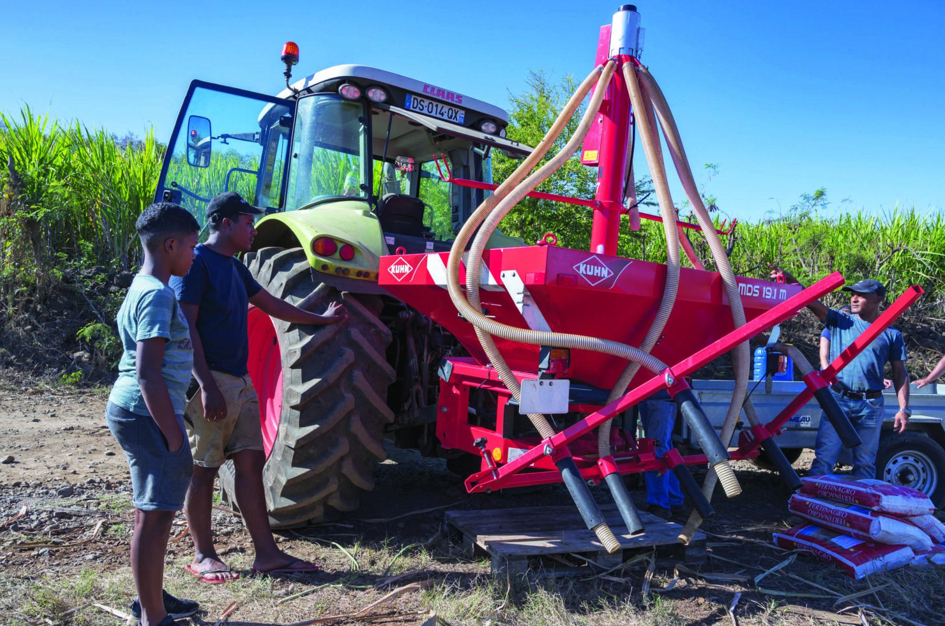 Mobilisés pour mieux fertiliser