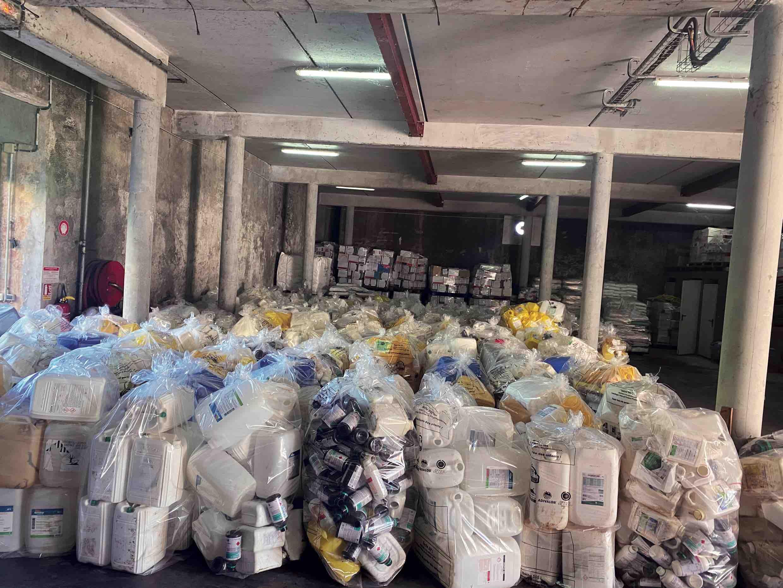 Eco Agri Réunion : Forte augmentation des tonnages collectés
