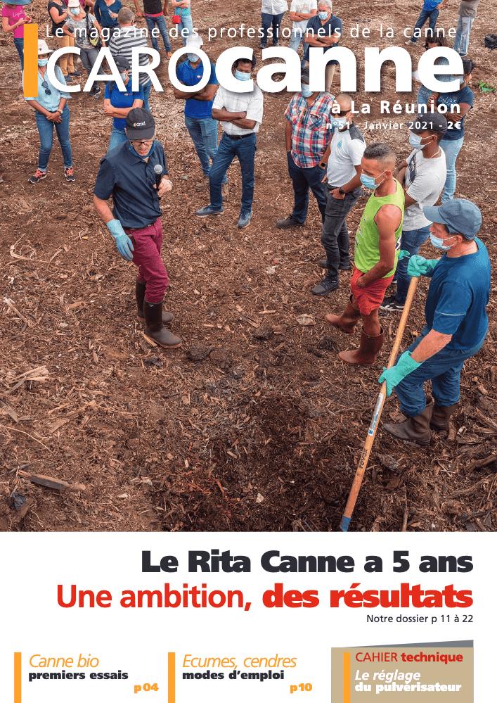 Carocanne N°51 : Le Rita Canne a 5 ans